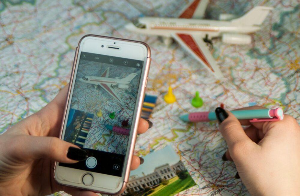 Localisation téléphone