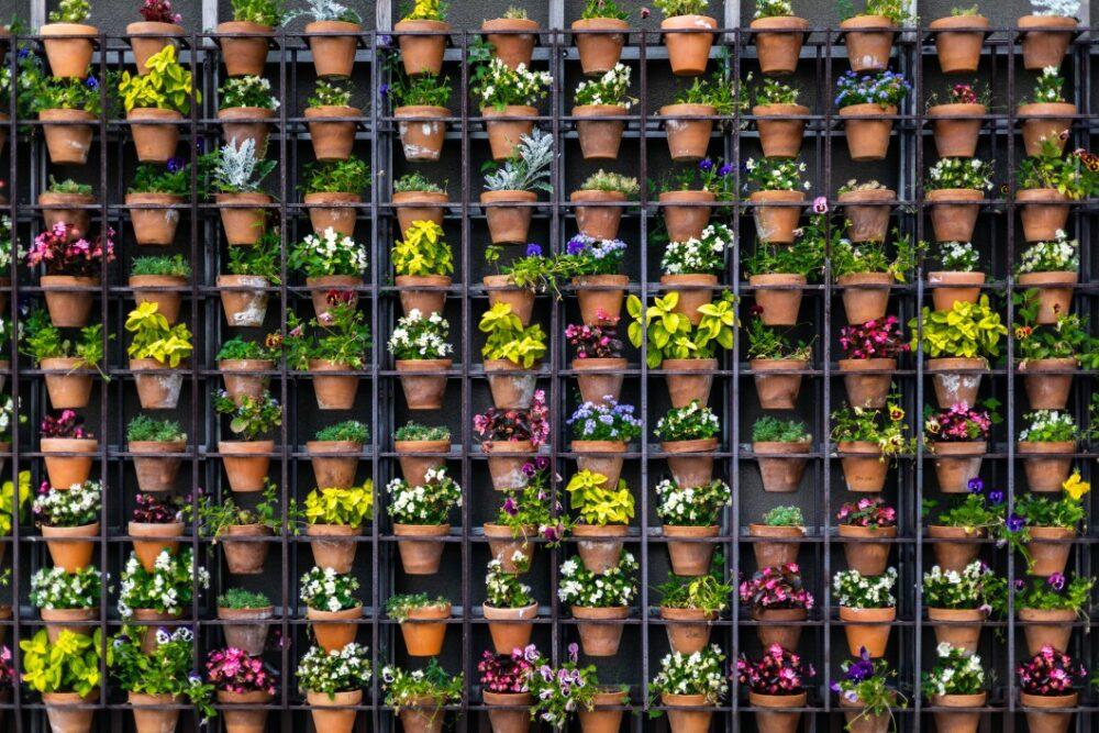 jardinière verticale